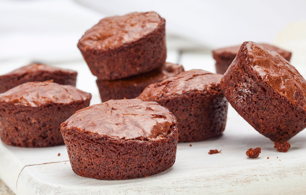 Small Brownie Bites