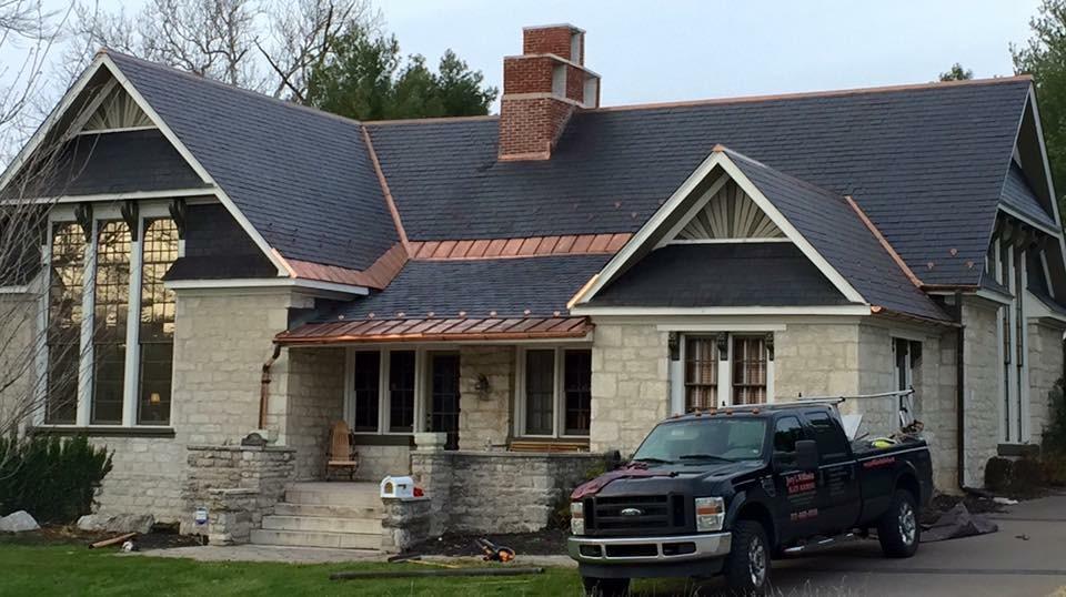 Joey Wildasin Slate Roofing image 20