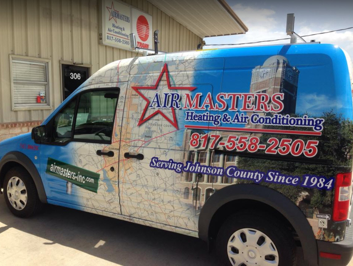 Airmasters Heating & Air Conditioning Inc image 0
