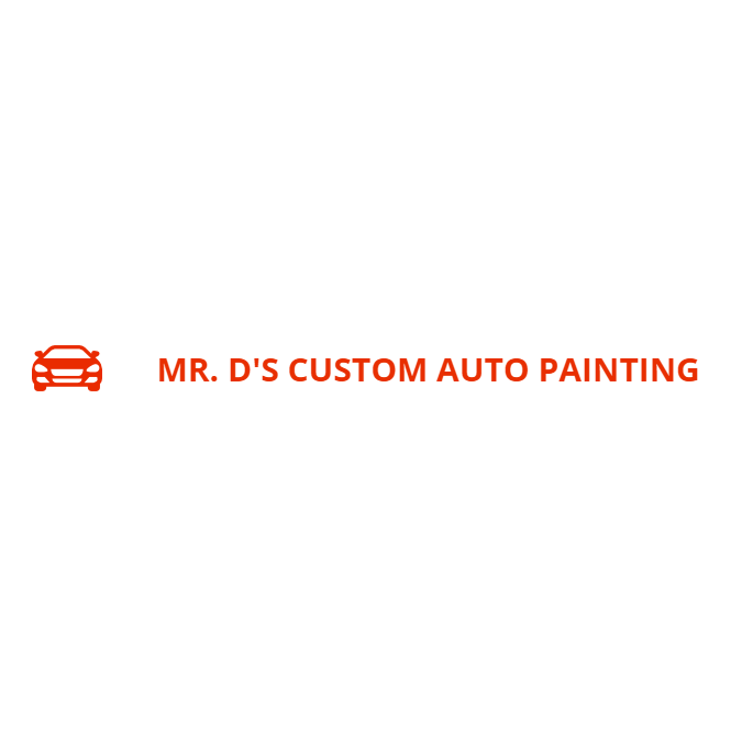 Mr. D's Custom Auto Painting