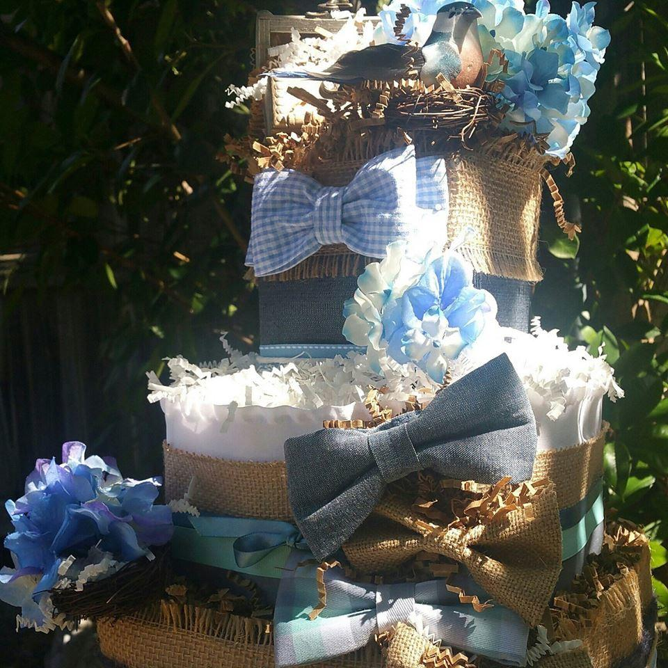 Tiers Of Joy Diaper Cakes & Gifts image 0