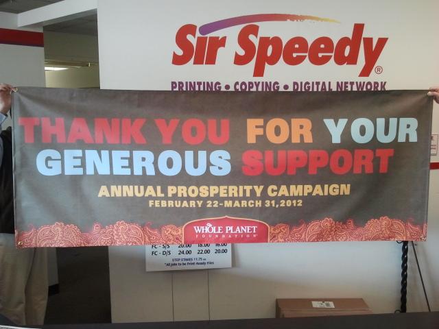 Sir Speedy Print, Signs, Marketing image 12