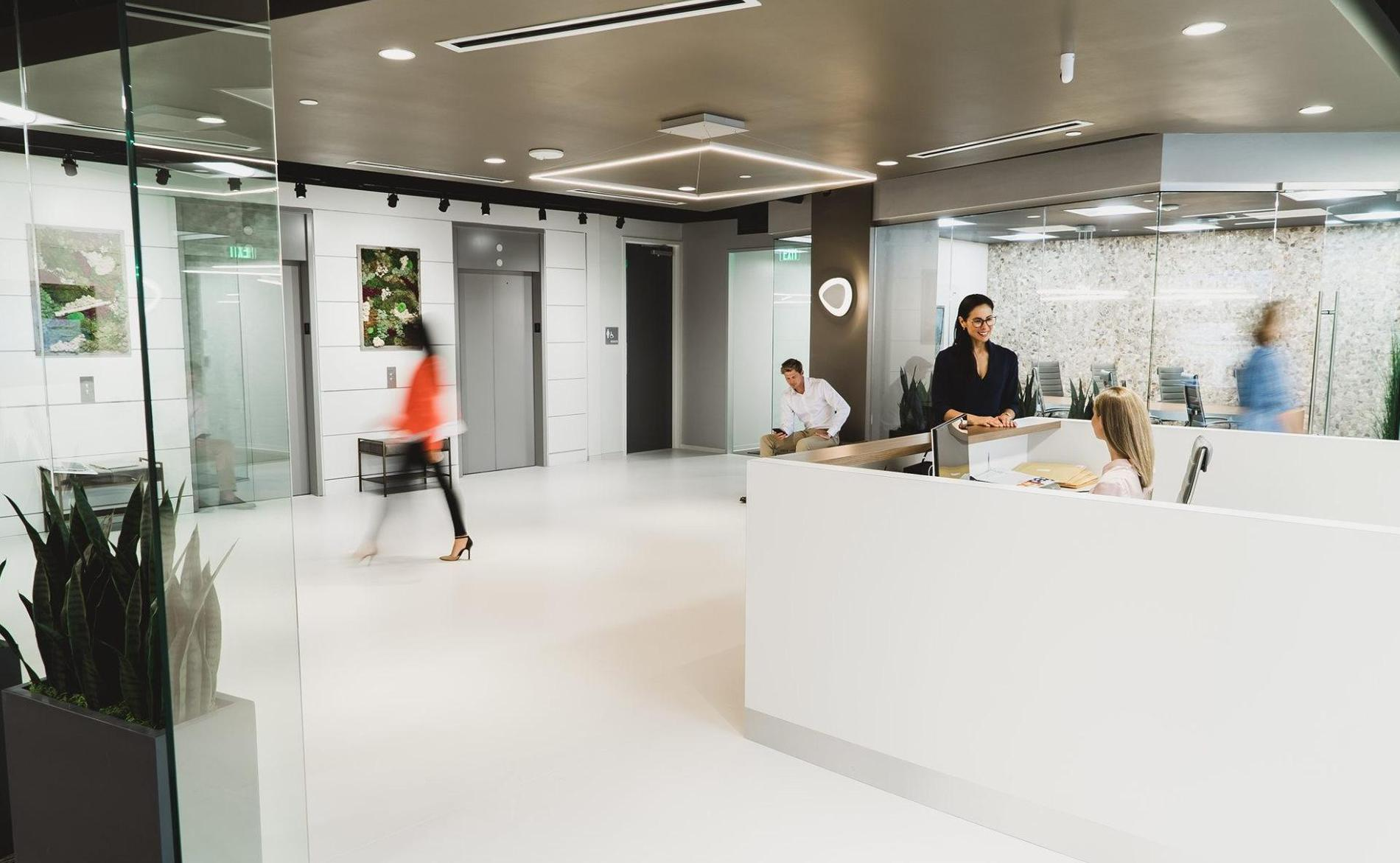 Private Offices, Coworking, Meeting Rooms