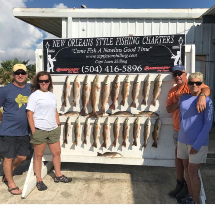 New Orleans Style Fishing Charters LLC image 7