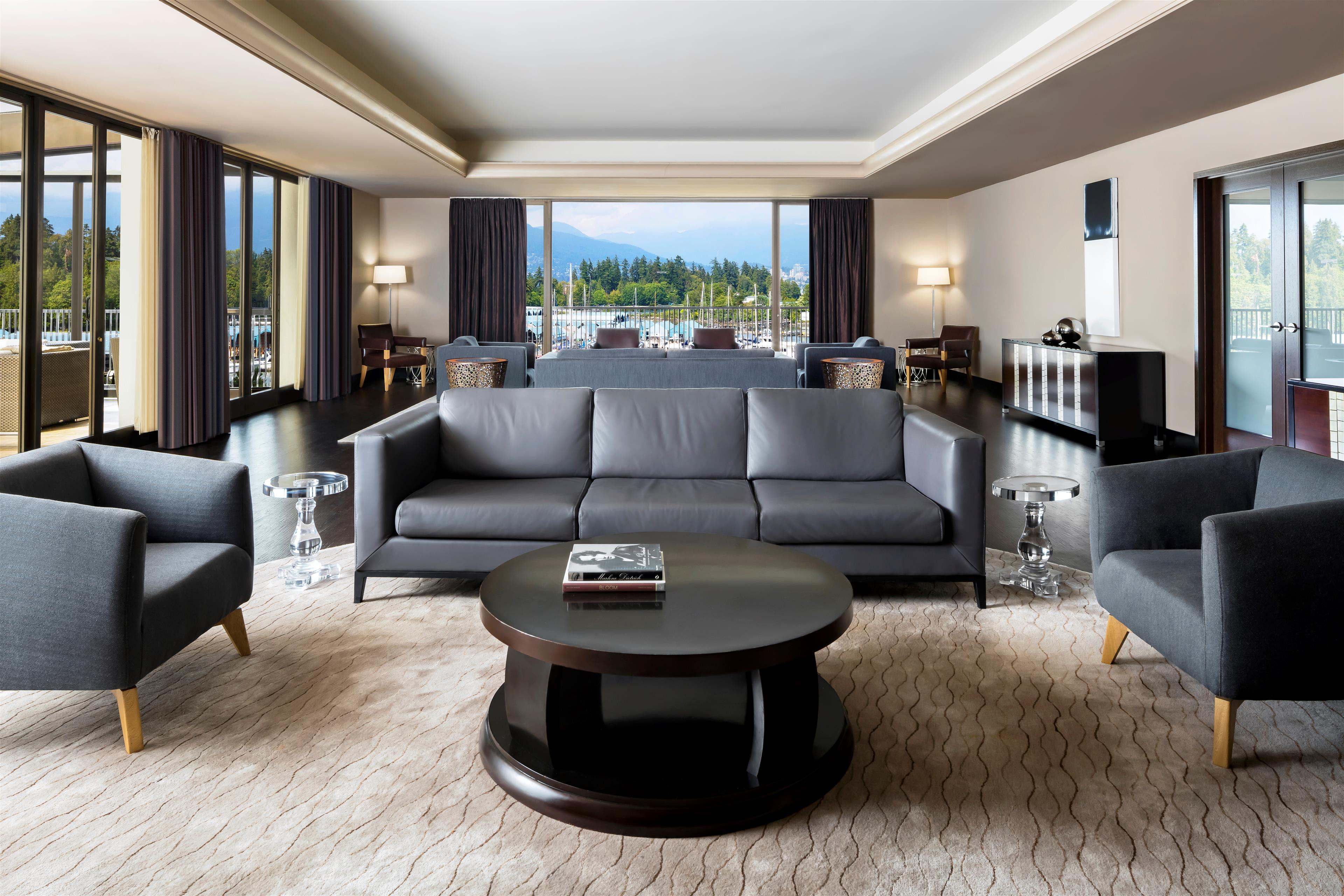 The Westin Bayshore, Vancouver in Vancouver: International Suite