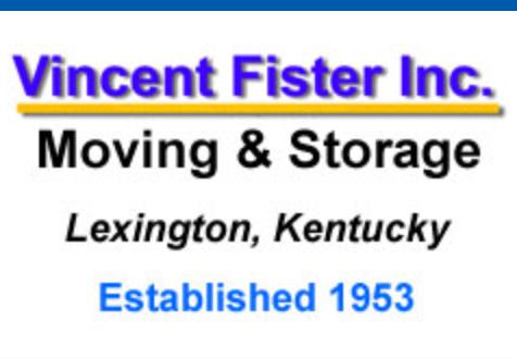Vincent Fister Moving & Storage, Inc image 0