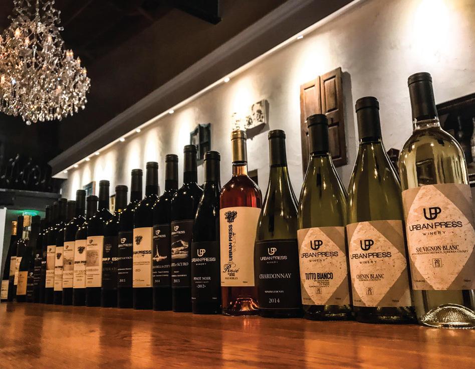 Urban Press Winery image 4