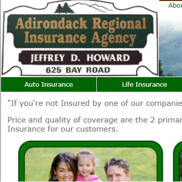 Adirondack Regional Insurance Agency image 0
