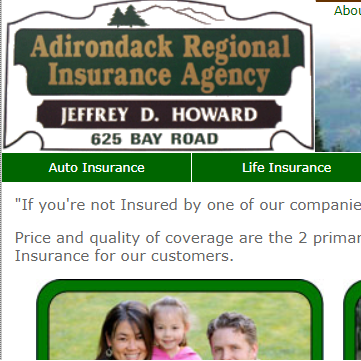 Adirondack Regional Insurance Agency