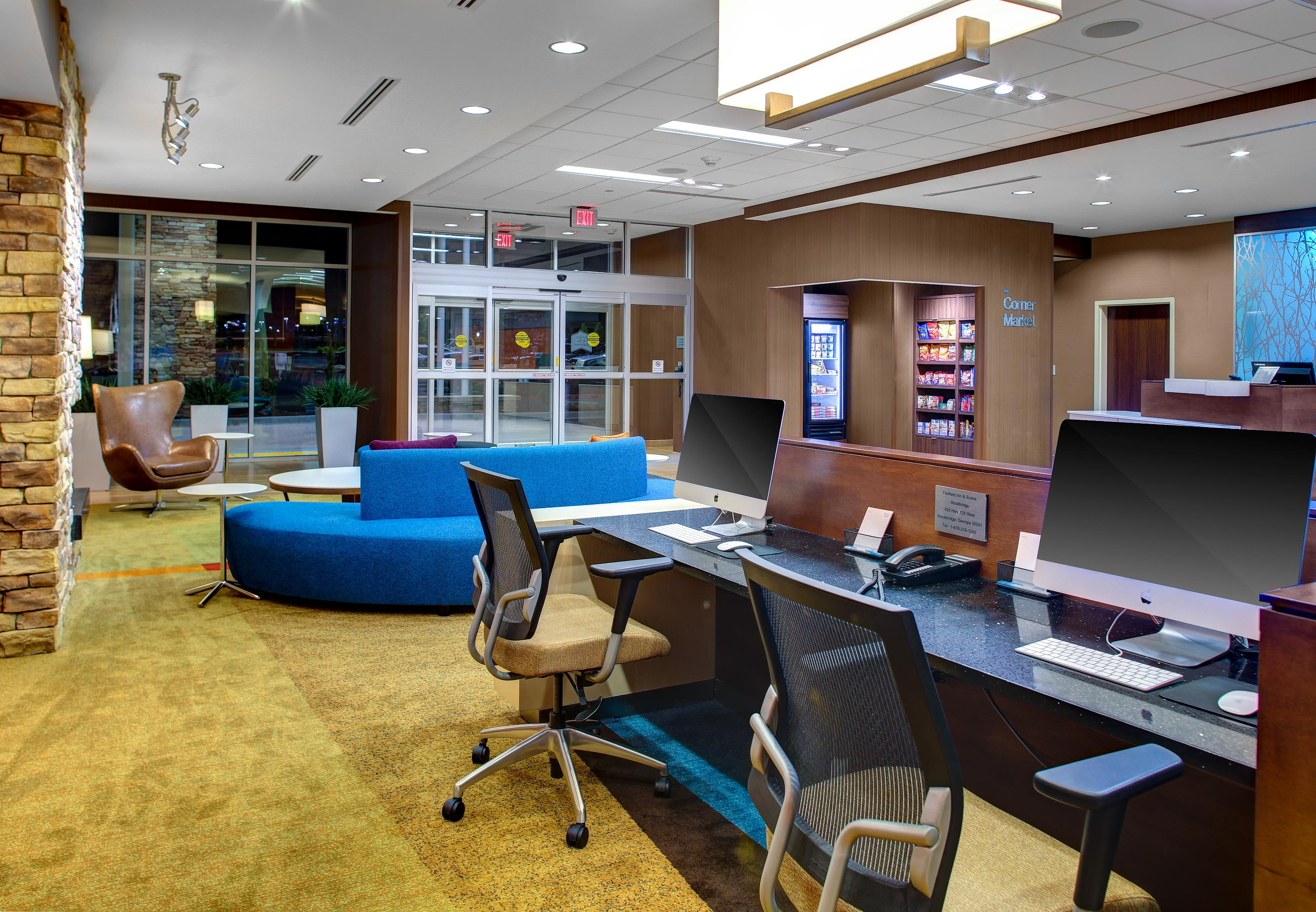 Fairfield Inn & Suites by Marriott Atlanta Stockbridge image 9