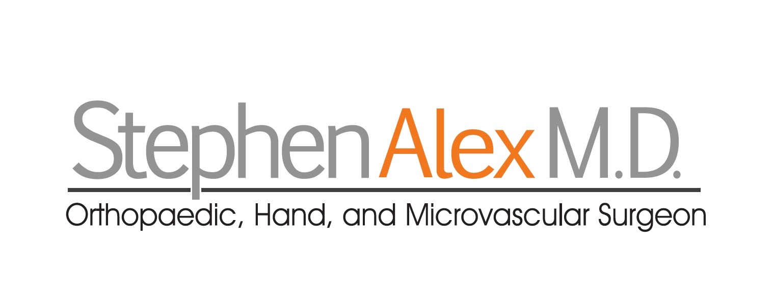 STEPHEN ALEX, MD LOGO