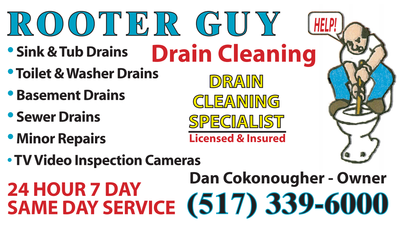 Rooter Guy Drain Cleaning image 0