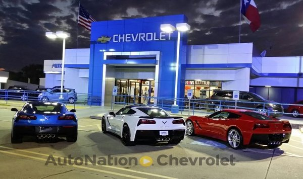 AutoNation Chevrolet Highway 6 image 0