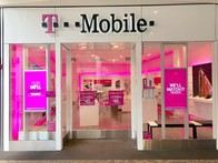 Exterior photo of T-Mobile Store at Providence Place 3, Providence, RI