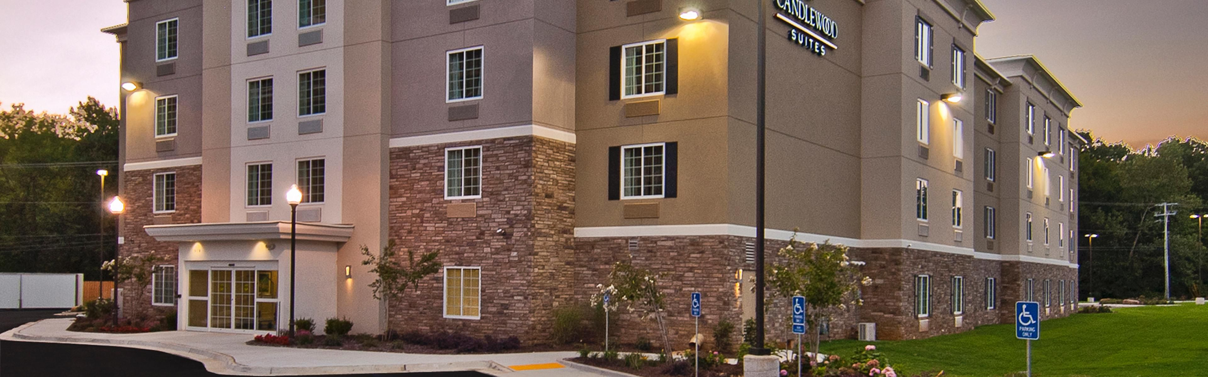 Candlewood Suites Tupelo North image 0