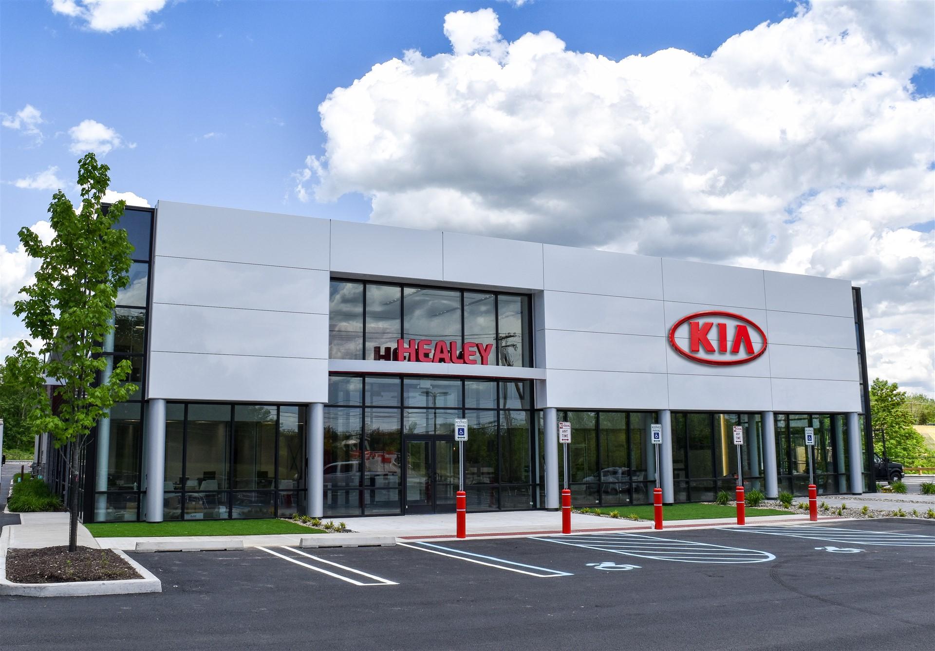 Healey Kia 114 Route 17K Newburgh NY Auto Dealers MapQuest