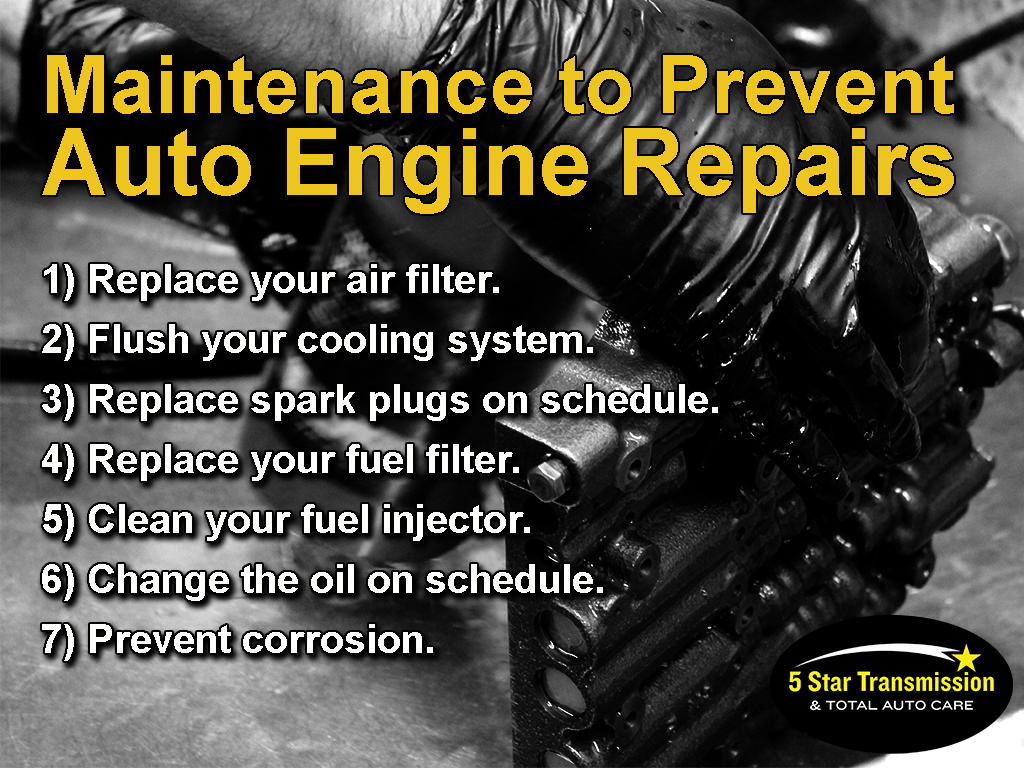 5 Star Transmission and Total Auto Care image 13