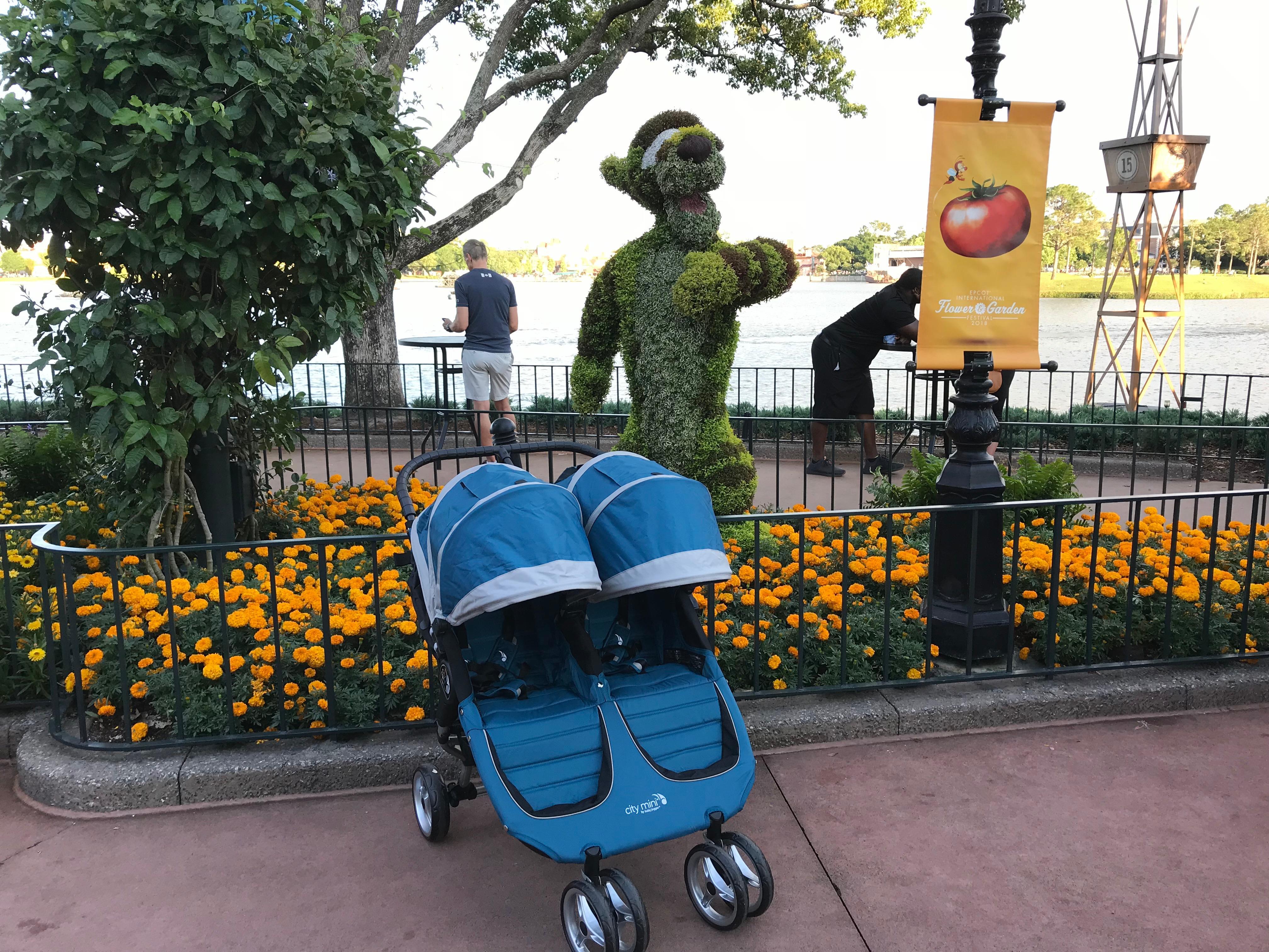 Stroller Rentals Disney image 26