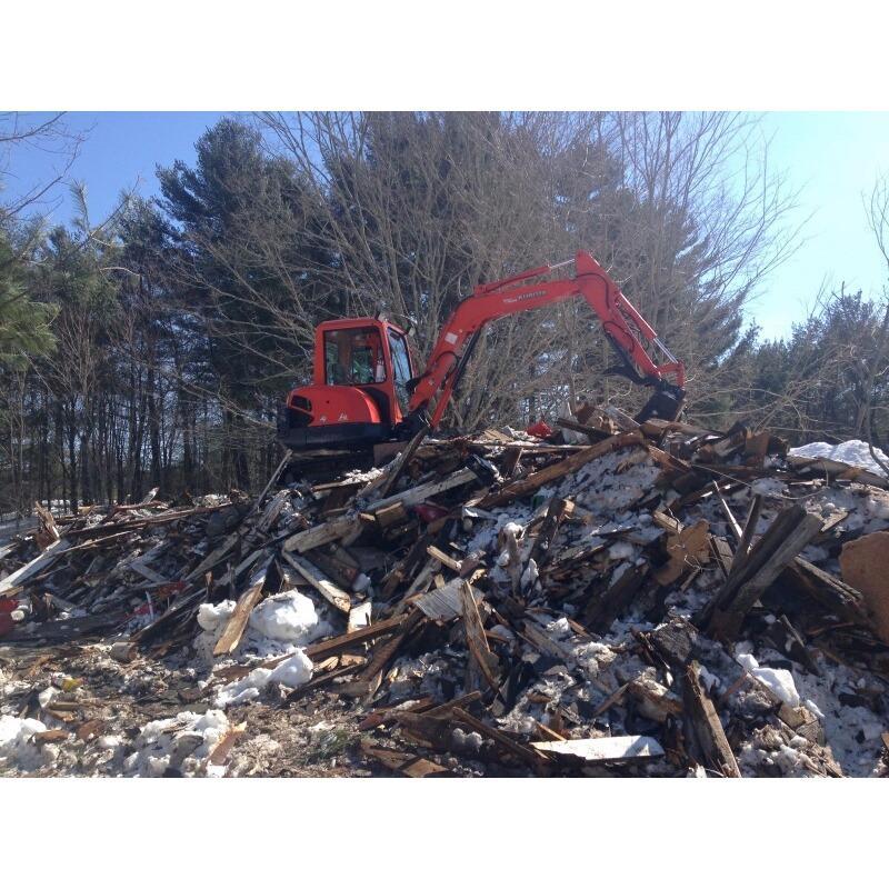 Ron Sharleville Excavation & Demolition a division of Redi Rubbish Removal Inc