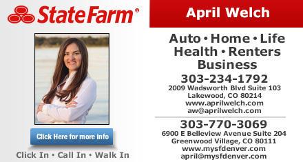 State Farm: April Welch