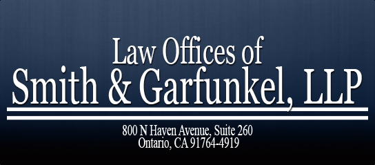 Law Offices of Smith & Garfunkel - ad image