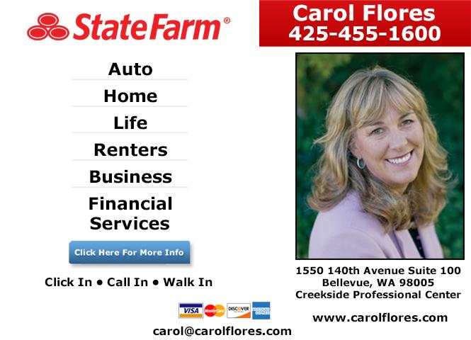 Carol Flores - State Farm Insurance Agent image 0
