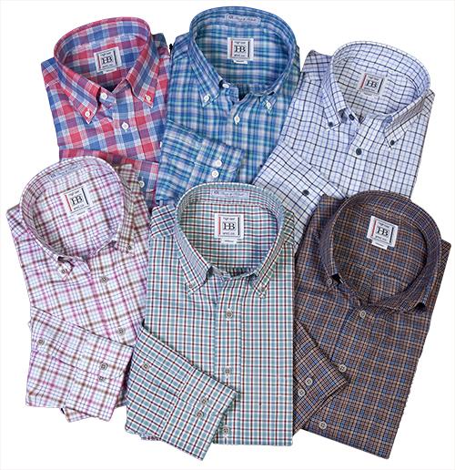 High-Quality, Custom Dress Shirts For Men