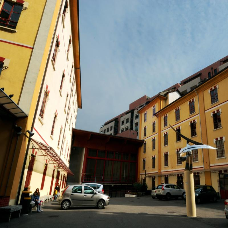 Centro Studi Casnati - Como, Via Carloni, 8