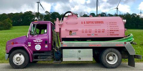 A A Septic Tank & Drain Service