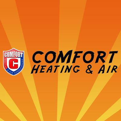 Comfort Heating & Air - ad image