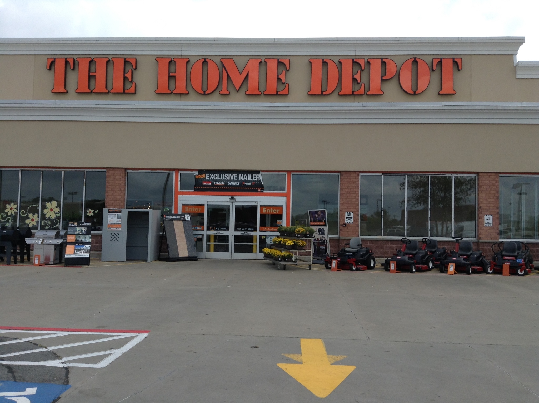 The Home Depot 500 Elsinger Blvd Conway Ar Nurseries Mapquest