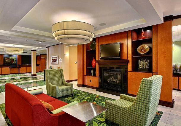 Fairfield Inn & Suites by Marriott Augusta Fort Gordon Area image 9