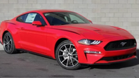 New 2018 Ford Mustang EcoBoost Premium exterior