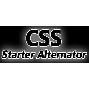 CSS Starter Alternator