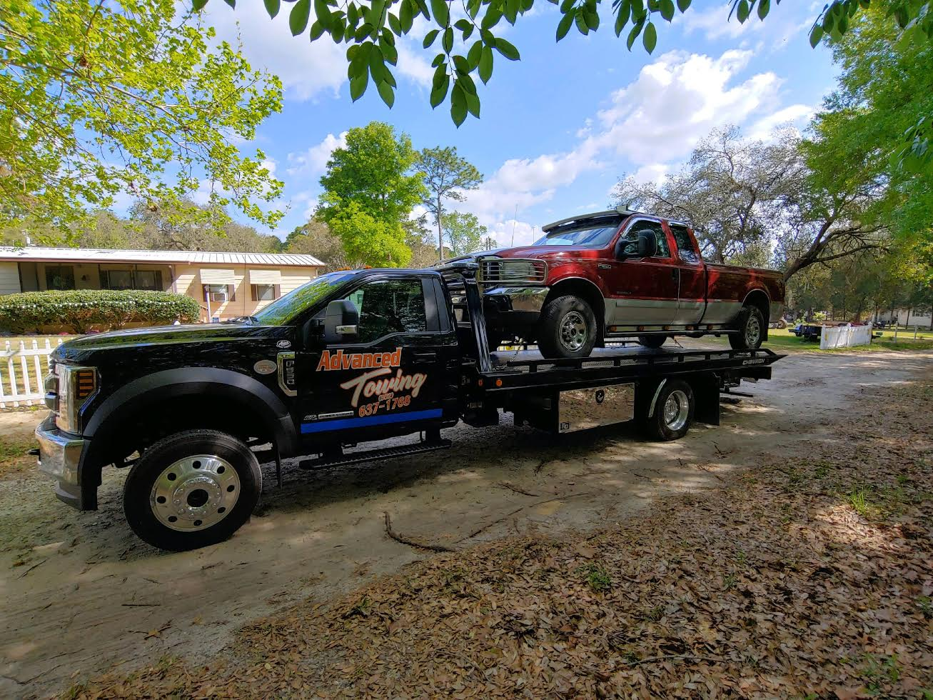 Advanced Towing image 32