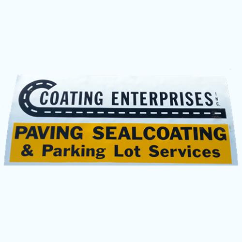 Coating Enterprises Paving & Parking Lot Maintenance