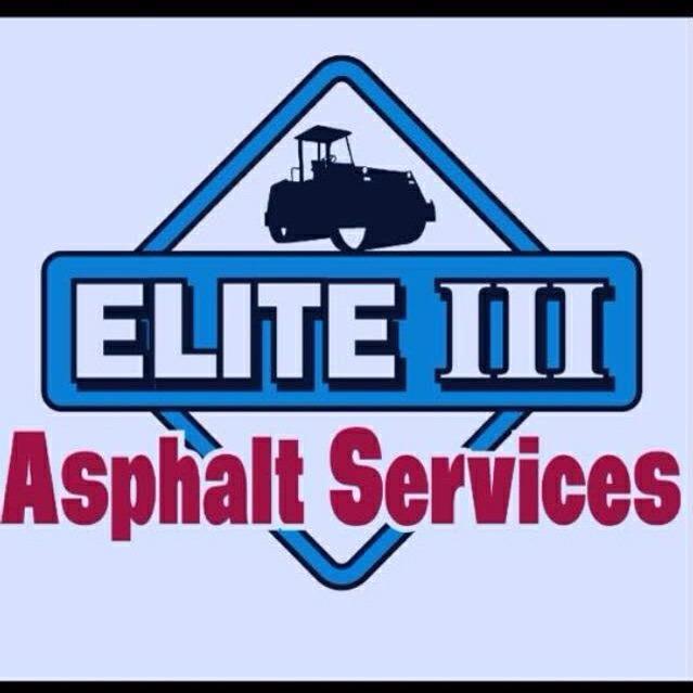Elite III Asphalt Paving & Sealing