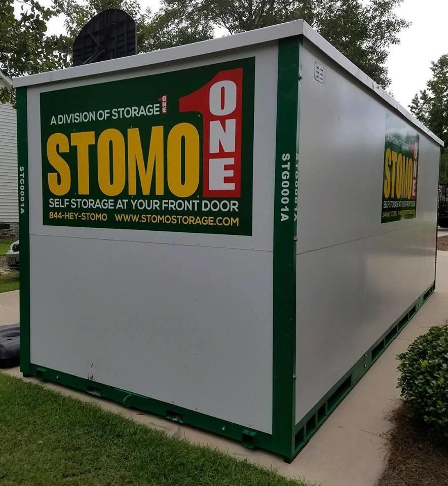 Stomo Mobile Self Storage image 2