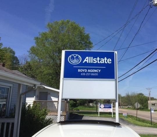 Bret T. Boyd: Allstate Insurance