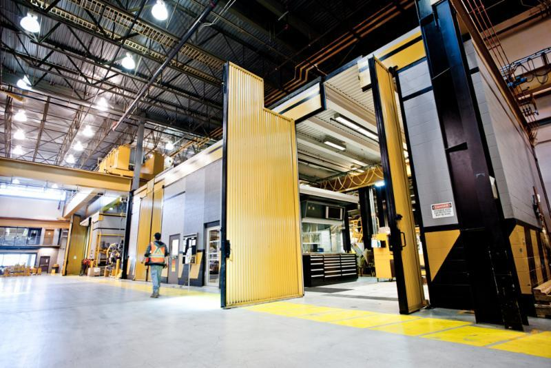 Creative Door Services in Saskatoon: Fully custom overhead doors needed? We can do it. Call us for a quote.