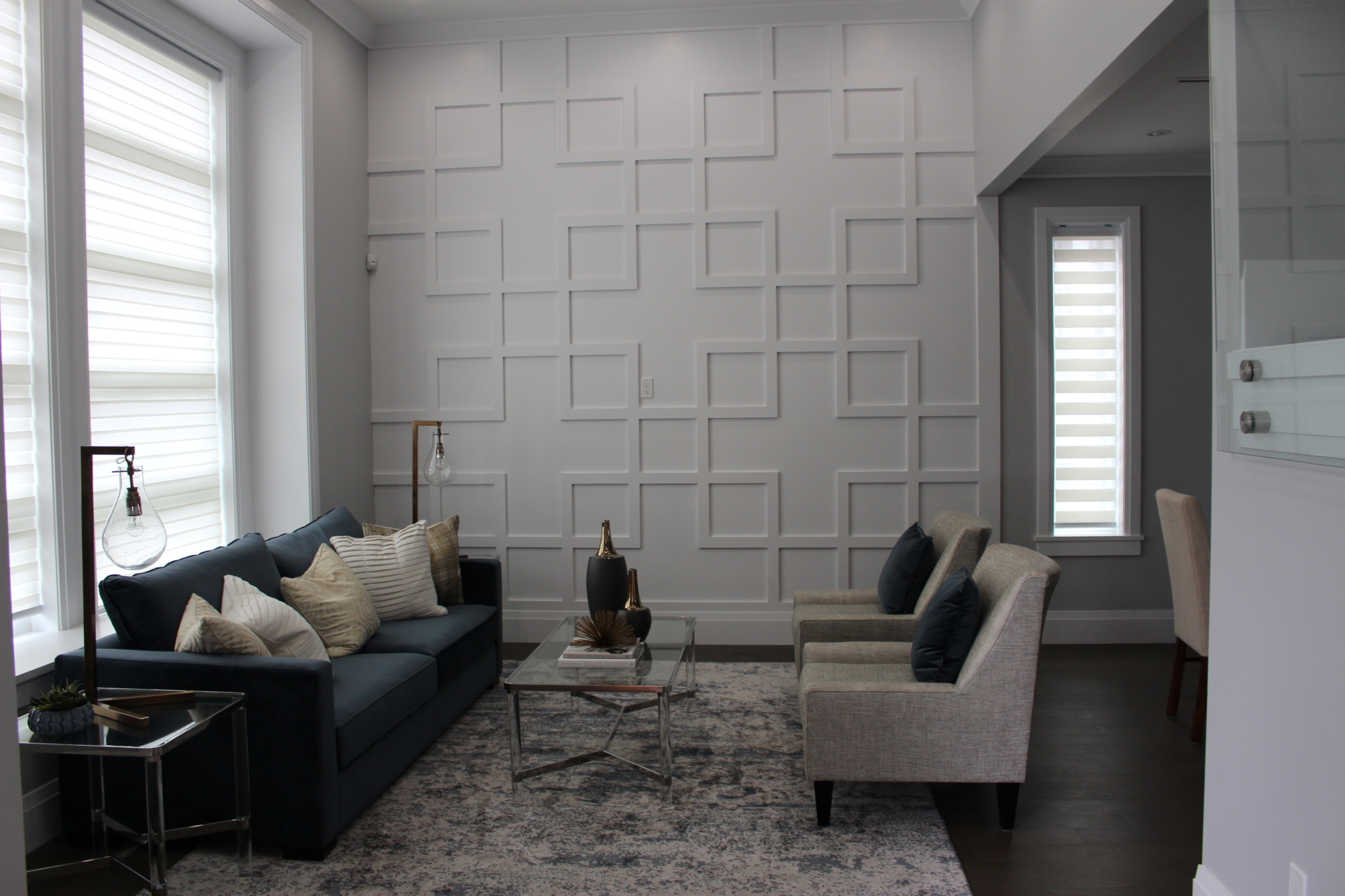 Active Doors & Mouldings Ltd in Surrey: Moulding Wall