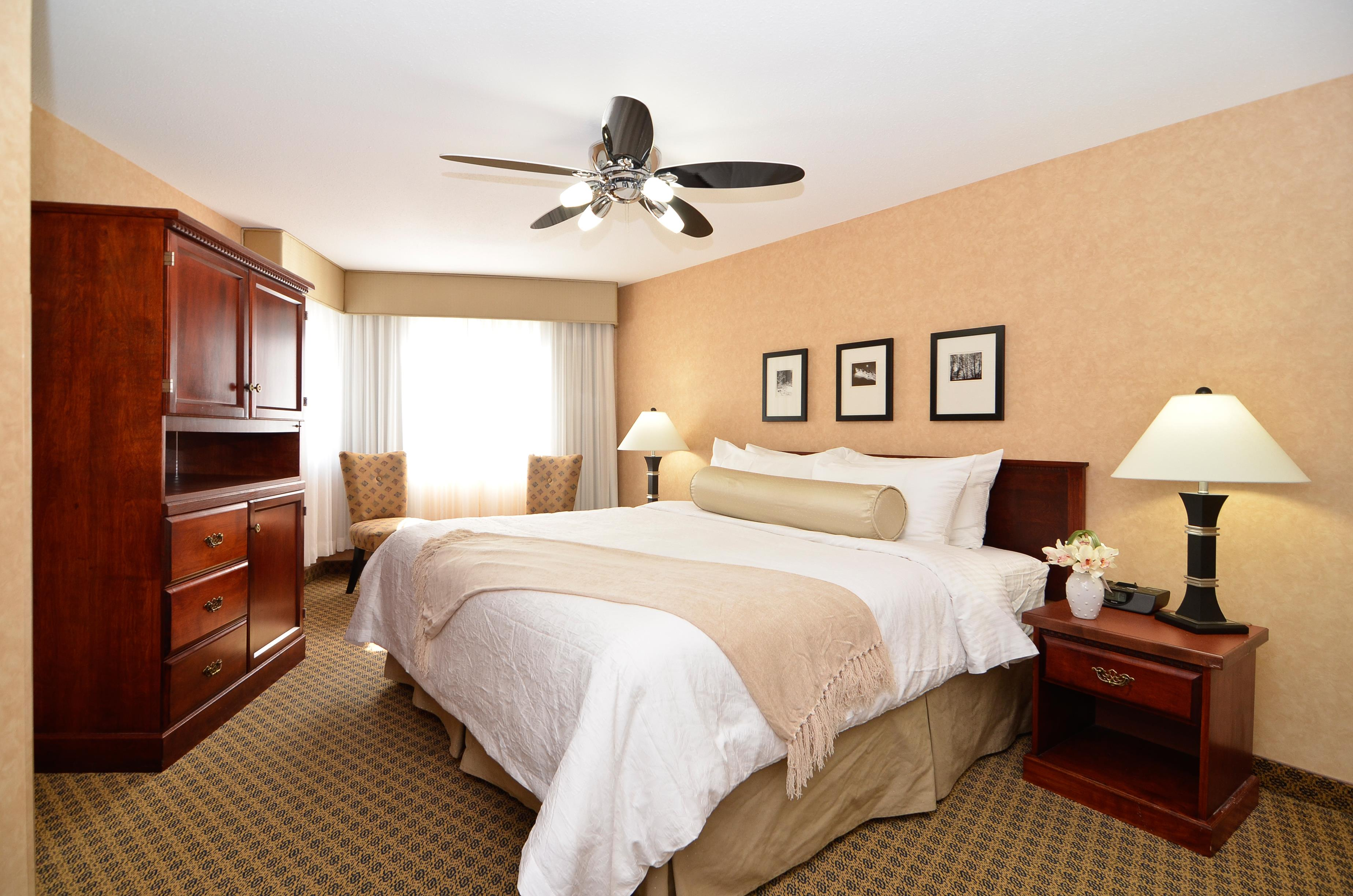 Best Western Plus Regency Inn & Conference Centre in Abbotsford: Guest Room