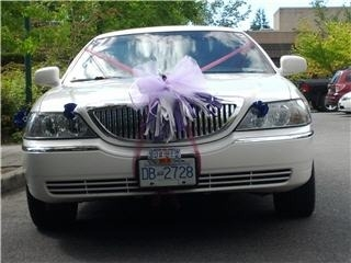 A Class Above Limousine Service in Surrey