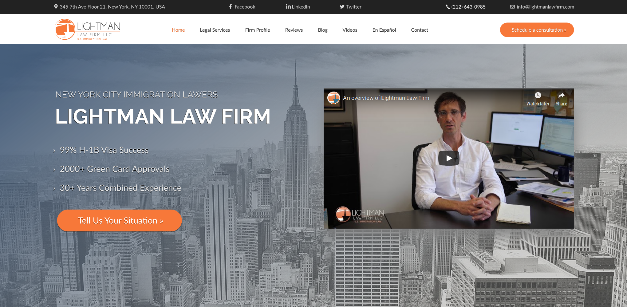 Lightman Law Firm