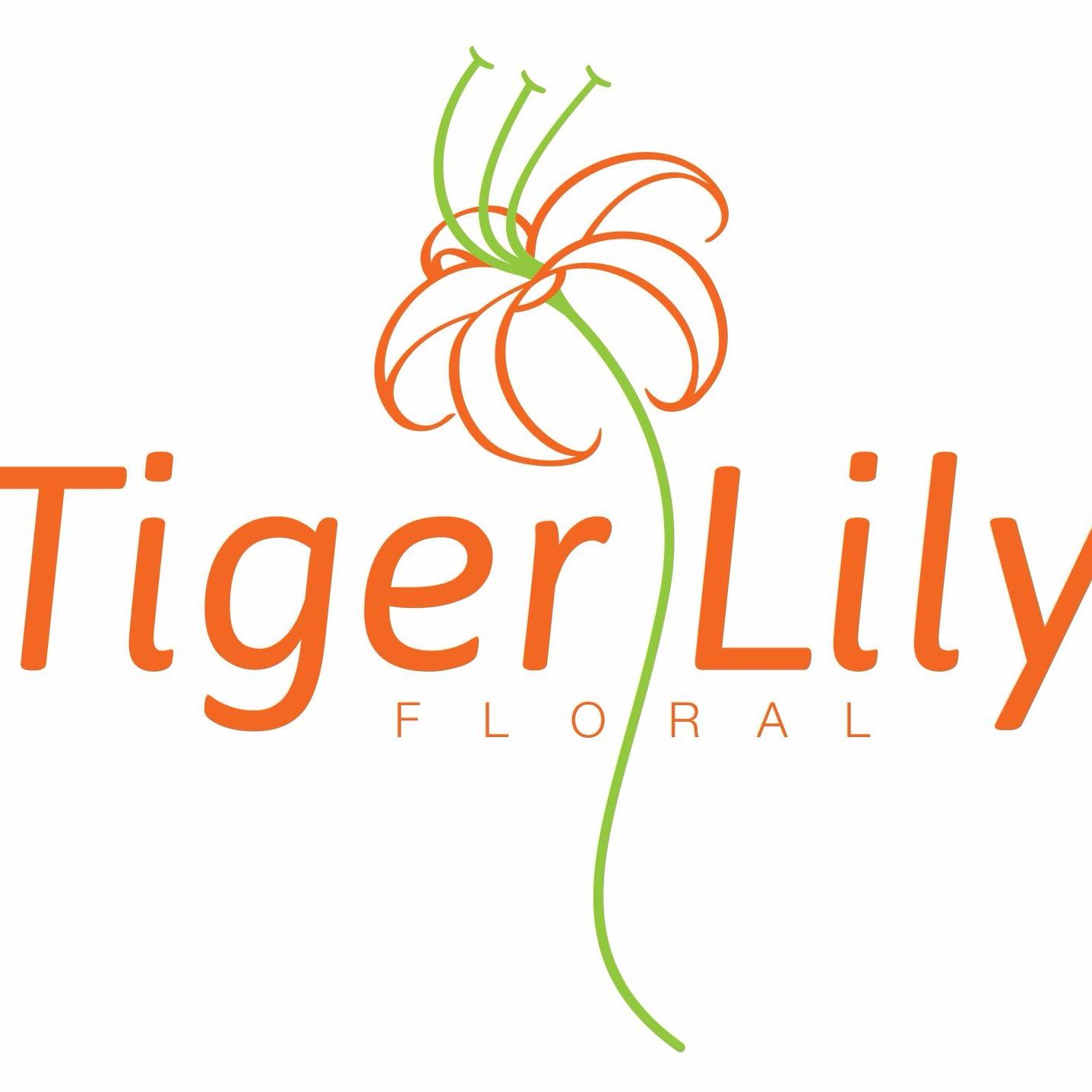Tiger Lily Floral