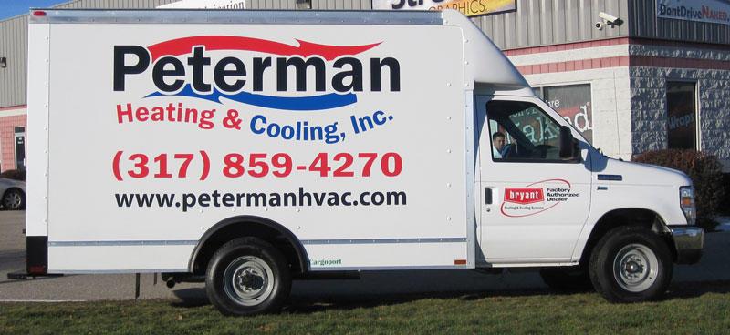 Peterman Heating, Cooling & Plumbing Inc. image 1