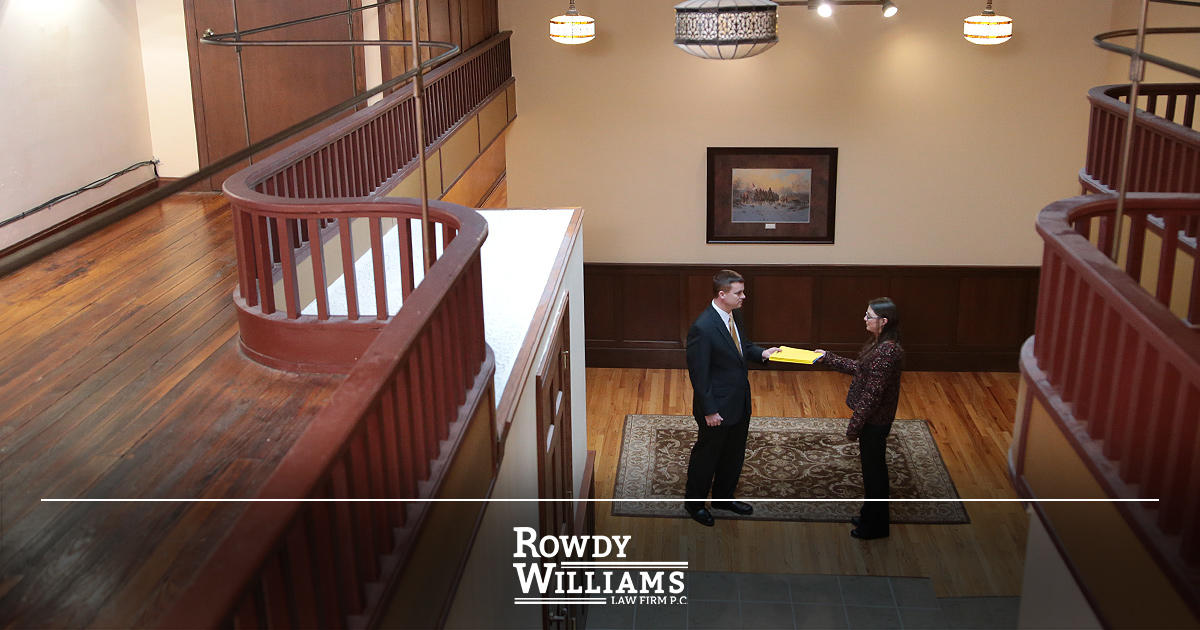 Rowdy G. Williams Law Firm P.C. image 3
