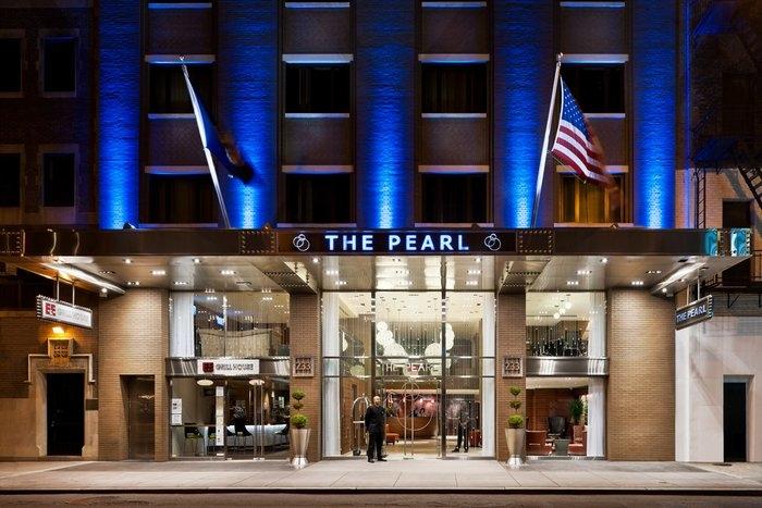 The Pearl Hotel - New York, NY 10019 - (212)245-4000 | ShowMeLocal.com