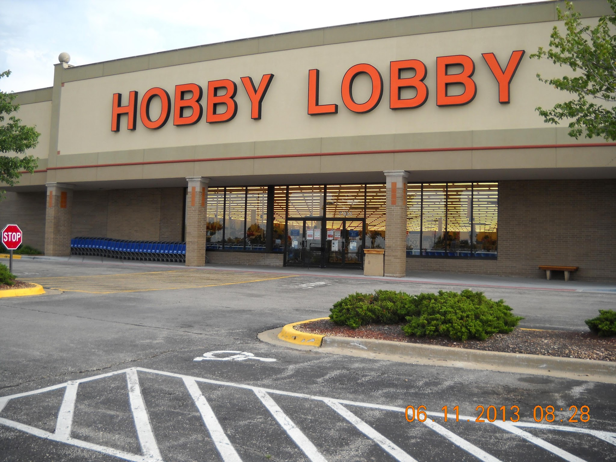 Hobby Lobby At 7104 W 119th St Overland Park Ks On Fave