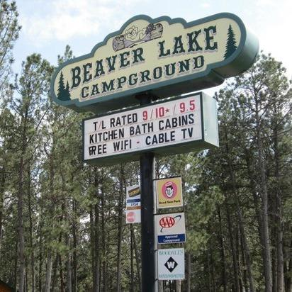 Beaver Lake Hideaway Campground